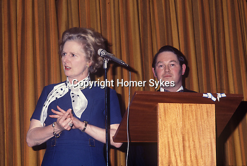 Mrs Maggie Margaret Thatcher FEBRUARY 24TH 1978 General Election UK
