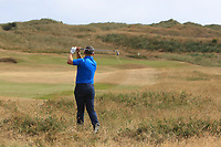 Richard McCrudden (Royal Portrush) on the 10th during Round 2 - Strokeplay of the North of Ireland Championship at Royal Portrush Golf Club, Portrush, Co. Antrim on Tuesday 10th July 2018.<br />