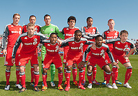 Toronto FC vs Columbus Crew March 31 2012