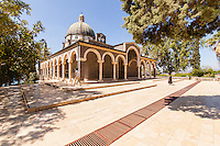 Israel,galilea, church of beatitudes