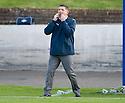 Morton Manager Allan Moore ...