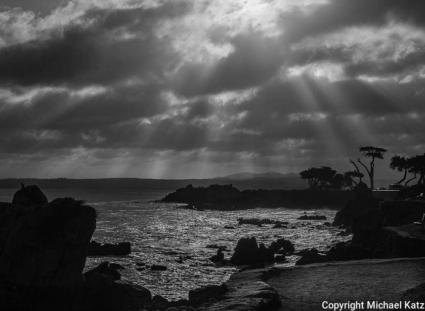 Morning, Monterey Bay