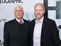 "09 May 2019 - Beverly Hills, California - Lt. Col. Jerry Jaax, Noah Emmerich. National Geographic Screening of ""The Hot Zone"" held at Samuel Goldwyn Theater. Photo Credit: Billy Bennight/AdMedia"