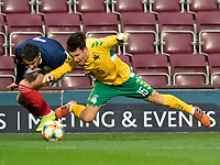 2019 Under 21 Euro 2021 Qualifiers Scotland v Lithuania Oct 10th