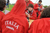 28 juillet 2011, 22e?me Jamboree Scout Mondial a? Rinkaby, Kristianstad, Sue?de, Photo © Jean-Pierre POUTEAU 2011