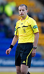 St Johnstone v St Mirren....22.01.11  .Ref Willie Collum.Picture by Graeme Hart..Copyright Perthshire Picture Agency.Tel: 01738 623350  Mobile: 07990 594431
