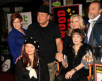 LOS ANGELES - MAR 1:  Carolyn Hennessy, Dee Dee Sorvino, Paul Sorvino, Margaret O'Brien, Darby Hinton at the 15TH Awards Media Welcome Center at Hollywood Museum on March 1, 2018 in Los Angeles, CA