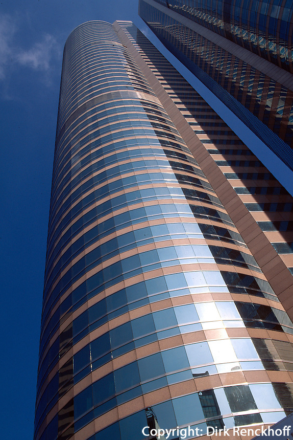 China, Hongkong-Central, Exchange-Square Tower
