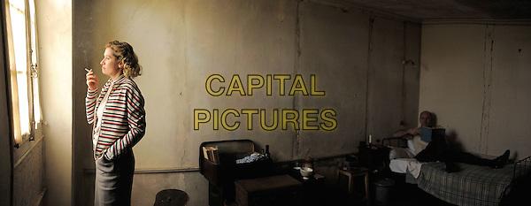 Emmanuelle Devos, Jacques Bonnaffe<br /> in Violette (2013) <br /> *Filmstill - Editorial Use Only*<br /> CAP/FB<br /> Image supplied by Capital Pictures
