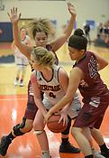 Springdale at Heritage basketball 1/5/2018