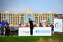 Michael Lorenzo-Vera (FRA), European Challenge Tour, Azerbaijan Golf Challenge Open 2014, Azerbaijan National Golf Club, Quba, Azerbaijan. (Picture Credit / Phil Inglis)