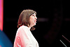 Labour Party Conference <br /> Day 4<br /> 30th September 2015 <br /> Brighton Centre, Brighton, East Sussex <br /> <br /> <br /> Lucy Young <br /> Shadow Education Secretary <br />  <br /> Photograph by Elliott Franks <br /> Image licensed to Elliott Franks Photography Services