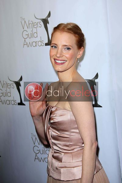 Jessica Chastain<br />