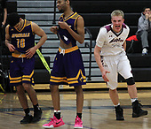 Auburn Hills Avondale vs Birmingham Seaholm at Bloomfield Hills, Boys Varsity Basketball, 3/8/17