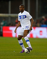 Angelo Obinze Ogbonna (ITA), during the friendly match Italy against USA at the Stadium Luigi Ferraris at Genova Italy on february the 29th, 2012.
