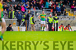 Declan O'Sullivan  South Kerry in Action against  Kenmare in the County Senior Football Semi Final at Fitzgerald Stadium Killarney on Sunday.
