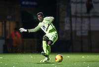 Goalkeeper Reice Charles-Cook of Coventry City during the The Checkatrade Trophy Southern Group D match between Wycombe Wanderers and Coventry City at Adams Park, High Wycombe, England on 9 November 2016. Photo by Andy Rowland.