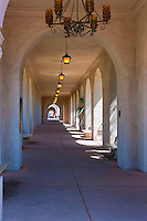 Spanish Arches, Sidewalk, Balboa Park, San Diego, Ca , pictures of front door entrances