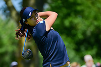 In Gee Chun (KOR) watches her tee shot on 2 during Saturday's round 3 of the 2017 KPMG Women's PGA Championship, at Olympia Fields Country Club, Olympia Fields, Illinois. 7/1/2017.<br /> Picture: Golffile | Ken Murray<br /> <br /> <br /> All photo usage must carry mandatory copyright credit (&copy; Golffile | Ken Murray)