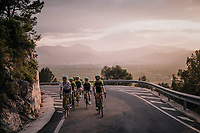 Mitchelton-Scott Women's team training camp in Oliva (Alicante) /Spain, may 2018<br /> &copy;kramon