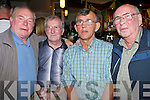 Enjoying the match in The Kerins O'Rahilly's GAA Club were l/r Dick Donnelly, Michael Connolly, Tony O'Sullivan and Paddy O'Connor all from Strand Road........................................ ............   Copyright Kerry's Eye 2008