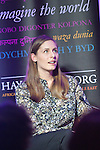 OIC - ENTSIMAGES.COM – 2013 Booker Prize winner Eleanor Catton – The Luminaries - at the fifteenth Hay Festival Winter Weekend takes place in venues around Hay-on-Wye  on the 28th 29th & 30th November. This year the Festival is honoured with the attendance of Booker Prize-winners Graham Swift and Eleanor Catton, language experts David and Ben Crystal, Laura Bates, creator of the Everyday Sexism project, Danny Dorling on inequality & comedian Danny Ward. Hay-on-Wye, UK. 29th November, 2014. Photo: SnapDragon/Ents Images/OIC 0203 174 1069