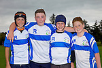 Kevin Finn, Tynan Supple, Killian Monaghan, Jim Caddigan Pictured at the Tralee Rugby Club fun day on Saturday