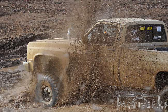 Photos from the Custom Differentials New Years Day Mud Bash 2011.