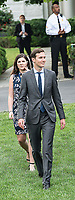Washington  DC, June 22, 2017, USA:Jared Kushner, Trump's son-in-law and a Special Advisor returns from his trip to Israel in time to attend the annual White House Congressional Picnic. President Donald J trump and First Lady Melania welcome Members of the US House and Senate to the annual Congressiional White House picnic on the South Lawn of the White House.  Patsy Lynch/MediaPunch