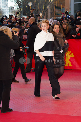 Laura Linney attending the Mr. Holmes premiere during Berlinale International Film Festival, Berlin, Germany, 08.02.2015. <br /> Photo by Christopher Tamcke/insight media /MediaPunch ***FOR USA ONLY***