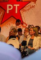 SÃO JOSE DOS PINHAIS, PR, 14.03.2014 - POLITICA / ENCONTRO ESTADUAL  -  Gleisi Hoffmann, pré-candidata ao governo do Paraná. durante encontro estadual do Partido dos Trabalhadores (PT), na cidade de Curitiba (PR), nesta sexta-feira (14).   (Foto: Paulo Lisboa / Brazil Photo Press)