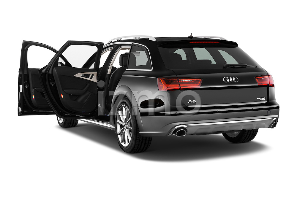 Car images of a 2015 Audi A6 Allroad Quattro - 5 Door Wagon Doors