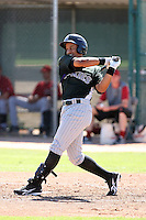 Robert De La Cruz - Colorado Rockies - 2010 Instructional League.Photo by:  Bill Mitchell/Four Seam Images..