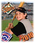 2010 Burlington American Orioles Majors
