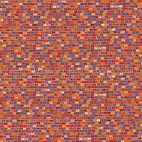 Smalti, a hand cut glass mosaic shown in Sonia and Sardonyx, is part of the Erin Adams Collection for New Ravenna Mosaics.<br />