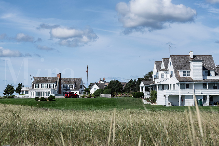 The Kennedy Compound,  Hyannis Port, Cape Cod, Massachusetts, USA.