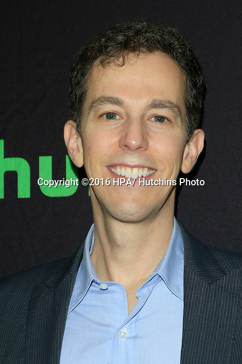LOS ANGELES - SEP 10:  Josh Berman at the PaleyFest 2016 Fall TV Preview - ABC at the Paley Center For Media on September 10, 2016 in Beverly Hills, CA