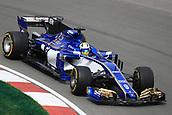 June 9th 2017, Montreal, Canada; Formula 1 Grand prix of Canada, Free practise day;  Marcus Ericsson – Sauber F1 Team C36