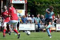 ANNEN - Voetbal, Annen - FC Groningen, voorbereiding seizoen 2017-2018, 09-07-2017, scot FC Groningen speler Etienne Reijnen