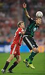 Fussball Bundesliga 2010/11, 1. Spieltag: FC Bayern Muenchen - VFL Wolfsburg