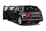 Car images of 2016 Audi Q7 S Line 5 Door Suv Doors