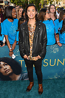 "13 May 2019 - Los Angeles, California - Jordan Rodrigues. ""The Sun Is Also A Star"" Warner Bros World Premiere held at Pacific Theatres at The Grove. Photo Credit: Billy Bennight/AdMedia"
