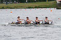 WJ15 4x+  Wallingford Regatta 2017