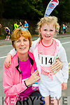 Brenda and Aoife O'Connell Tralee ran at the Killarney Women's mini marathon on Saturday