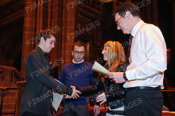 Sefton EBP Graduations Anglican Cathedral 3.5.12..Photos by Alan Edwards