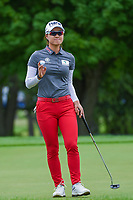 Minjee Lee (AUS) after sinking her putt on 2 during the round 2 of the KPMG Women's PGA Championship, Hazeltine National, Chaska, Minnesota, USA. 6/21/2019.<br /> Picture: Golffile | Ken Murray<br /> <br /> <br /> All photo usage must carry mandatory copyright credit (© Golffile | Ken Murray)