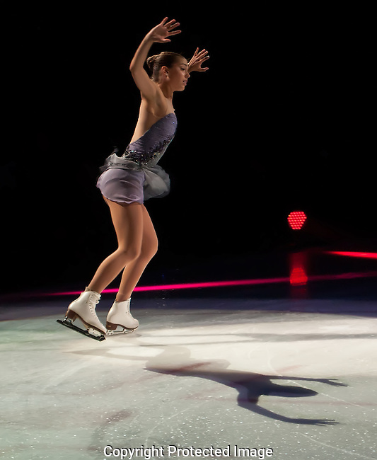 The Skater Jumps
