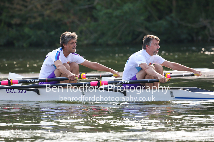Race: 132  MasE.2x  Semi-Final<br /> 107  Bentham Boat Club<br /> 113  Chinook Performance Racing, USA<br /> <br /> Henley Masters Regatta 2018 - Friday<br /> <br /> To purchase this photo, or to see pricing information for Prints and Downloads, click the blue 'Add to Cart' button at the top-right of the page.