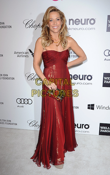 Sheryl Crow attends the 2014 Elton John AIDS Foundation Academy Awards Viewing Party in West Hollyood, California on March 02,2014                                                                               <br /> CAP/DVS<br /> &copy;DVS/Capital Pictures
