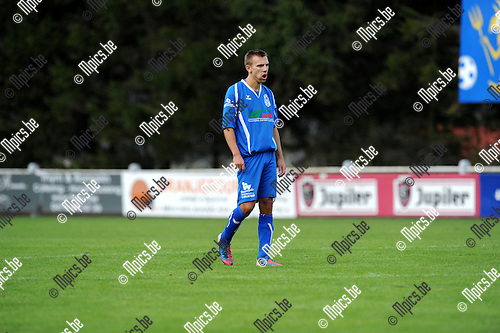 2012-09-23 / Voetbal / seizoen 2012-2013 / KFC Katelijne / Dimitri Van Oppens..Foto: Mpics.be
